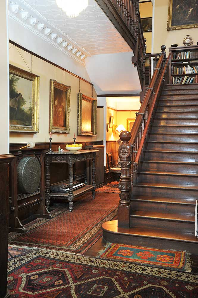 Country House Tours Staircase